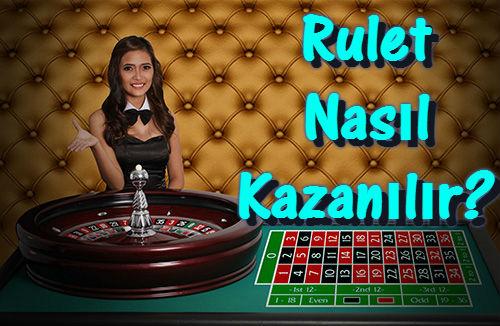 Rulette Kazanma